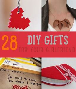 28 Diy Gifts For Your Girlfriend Christmas Gifts For