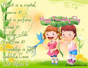 Friendship Day Quotes and Greetings : Let's Celebrate!