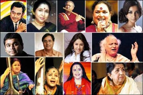 The Most Popular Playback Singers Of Hindi Cinema