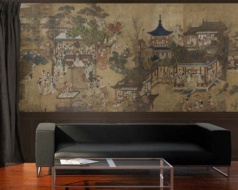 papier peint panoramique chinois papiers de paris
