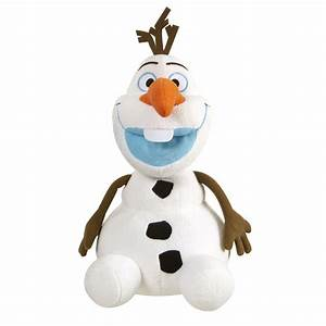 Chart On Disney Frozen Olaf 10 Inch Plush Toy Toys Zavvi