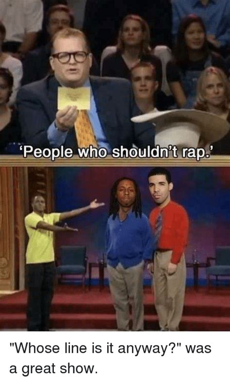 Whose Line Is It Anyway Memes - 25 best memes about whose line whose line memes