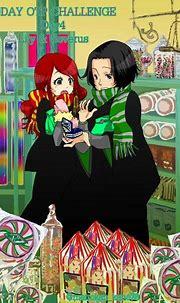 Ghim của Whirligig trên Always - Severus and Lily