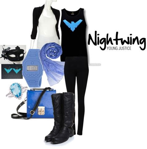 1000+ images about Hero outfits on Pinterest   Artemis Young Justice Young Justice and Nightwing