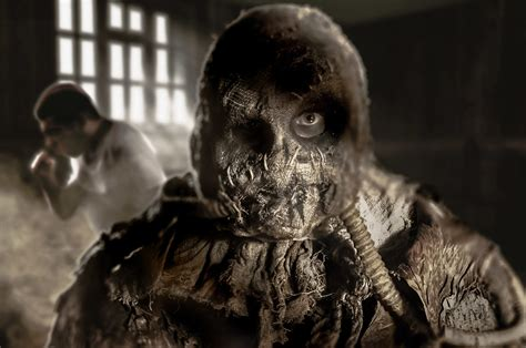 artstation gotham season  scarecrow william gray