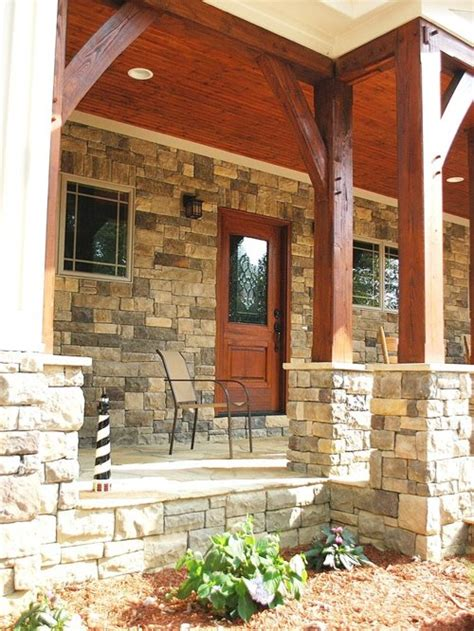timber frame porch ideas remodel and decor