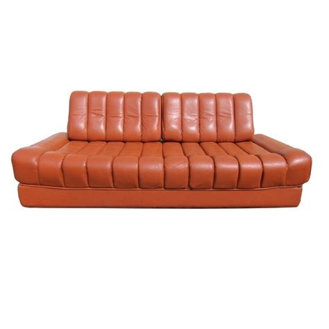 Sede Ds by De Sede Ds 85 Sofa Daybed 1960s 66550