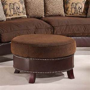Sofa 3 Sitzer Mit Hocker : big sofa york kunstleder braun home24 ~ Bigdaddyawards.com Haus und Dekorationen