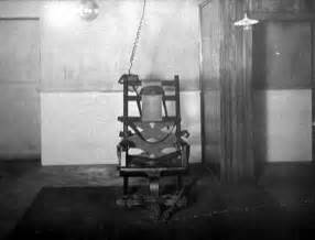 Chaise Electrique by New York Death Penalty Information Center