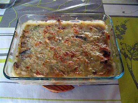 restes de poule au pot recette de gratin de restes de poule au pot