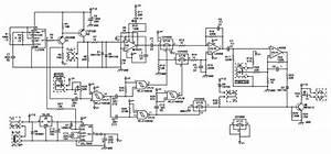 Metal Detector Schematic Diagram
