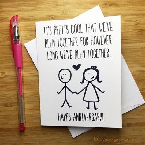 funny anniversary card happy anniversary anniversary card