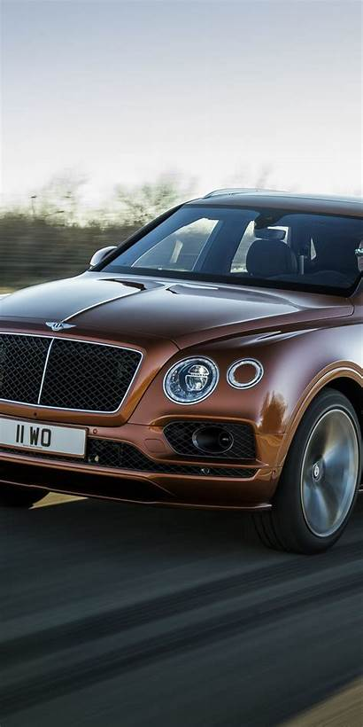 Suv Bentayga Bentley Compact Golden Honor