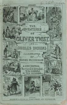 Book report oliver twist