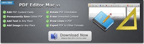 PDF Editor Mac - Edit Your PDF Document Content Easily For ...