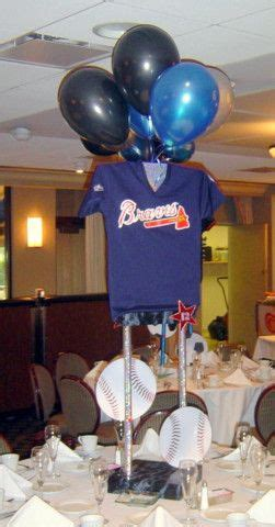 Sports Theme Centerpieces « Abnc Parties And More, Inc
