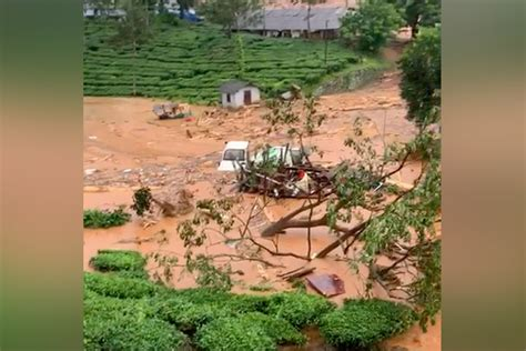 wayanads puthumala faced landslides neighbours    rescue  news minute