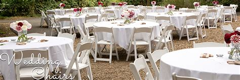 Folding Tables, Folding Chairs & Chiavari Chairs