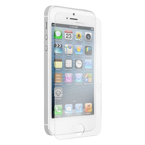 iphone 5 glass screen protector callmate premium tempered glass screen protector for