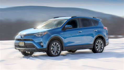 Rav4 Hybrid 2018 by 2018 Toyota Rav4 Hybrid Review Solid Roomy Performer