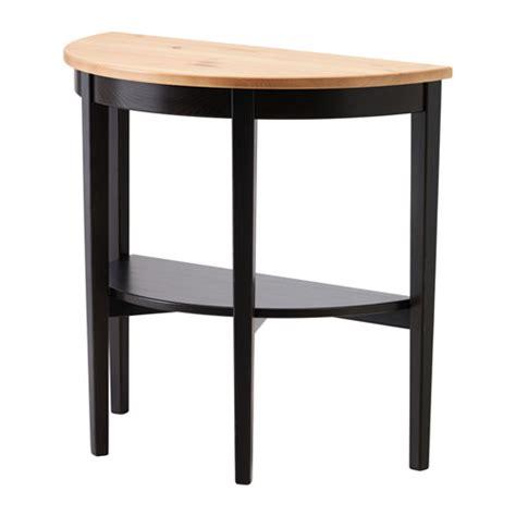 black sofa table ikea arkelstorp console table ikea