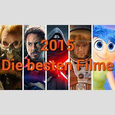 Die Besten Filme 2015 Jahresrückblick