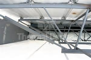 Steel Bar Joist Roof