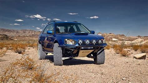 subaru lifted lifted rally prepped or just plain dirty subarus mud