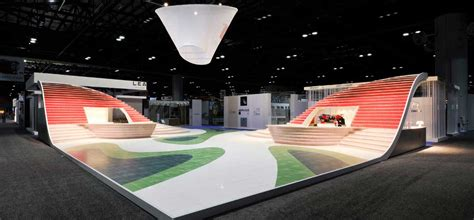 exhibition stands in coverings las vegas