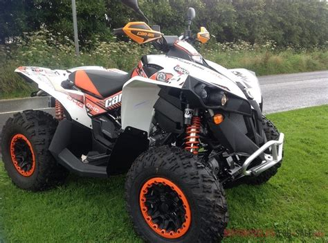 can am renegade 800 2015 can am renegade 800 xxc road 4x4 4 year warranty unregistered