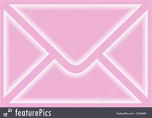 Pink Envelope Photo