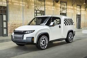 Toyota U2 Urban Utility Concept Dla mieszkańców miast