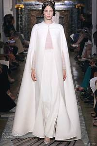 valentino fall 2011 couture collection winter cape long With wedding dress with long cape