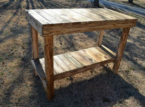 wood kitchen island table pallet kitchen island console table