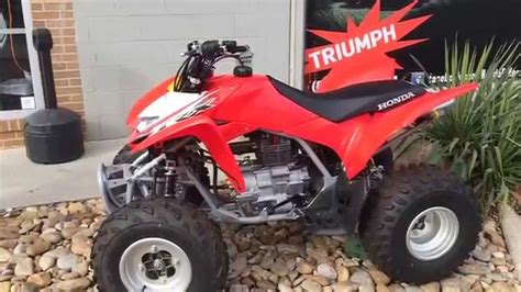 Honda 250 Sport Quad @ Honda Of Knoxville