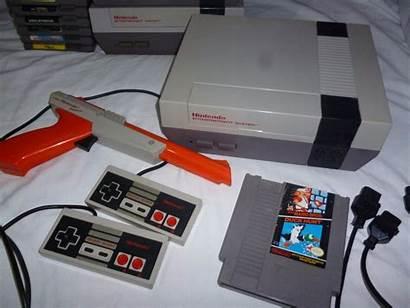 Nintendo Nes Antigua 1985 Completo