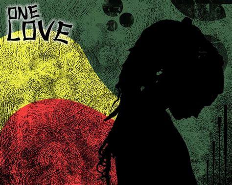 One Love Rasta Reggae Wallpapers Hd