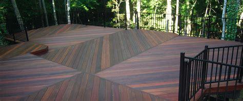 massaranduba decking massaranduba deck installation