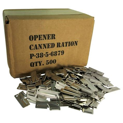 38 opener p38 military army openers shelby issue pack type amazon