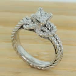 nautical engagement ring nautical wedding rings wedding rings wedding ideas and inspirations