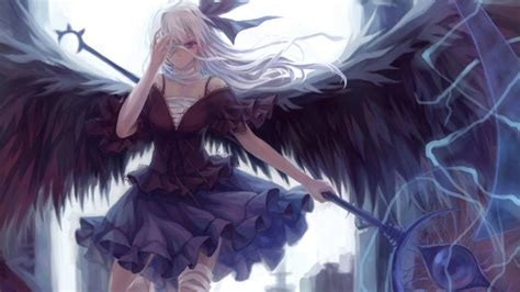 chronicle   wiched fallen angel sariel unlucky
