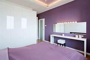 Welche wandfarbe f rs schlafzimmer 31 passende ideen for Schlafzimmer weiße möbel welche wandfarbe