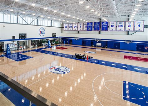 sixers honored    places  work