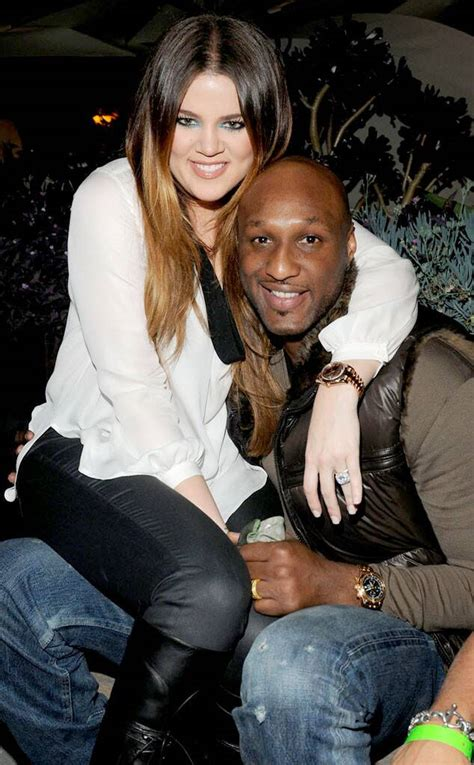 Lamar Odom Out of Coma, Speaks to Khloe Kardashian - E! Online