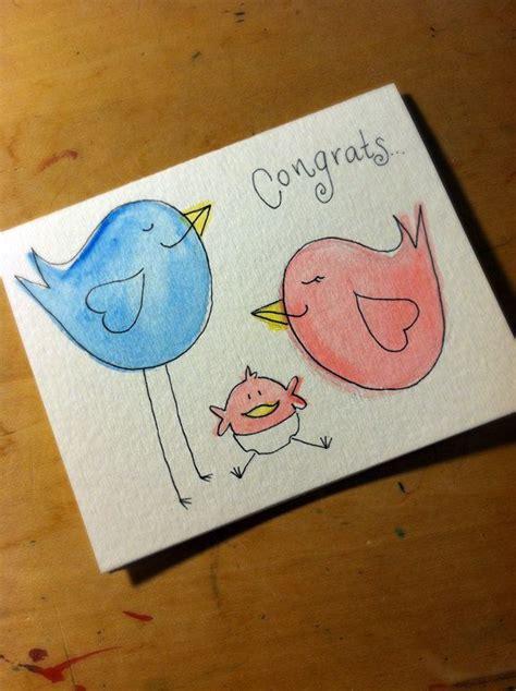handmade congrats    baby girl  boy baby
