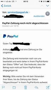 Paypal Zahlung Nicht Möglich : gel st geld an familie und freunde gesendet zahlung noc paypal community ~ Eleganceandgraceweddings.com Haus und Dekorationen