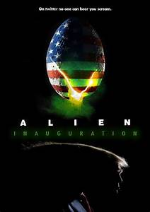 Alien Inauguration For The Next Trump39s Opening Act
