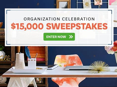 better homes garden 15 000 sweepstakes