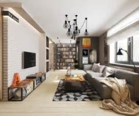 Luxurious Duplex Apartment In Jerusalem by Apartment Interior Design Inspiration