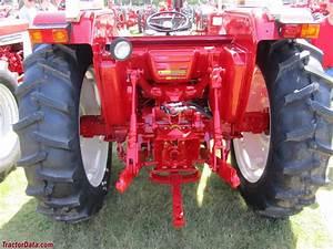 Ih 475 Tractor Data  U2013 Elektrische Landbouwvoertuigen